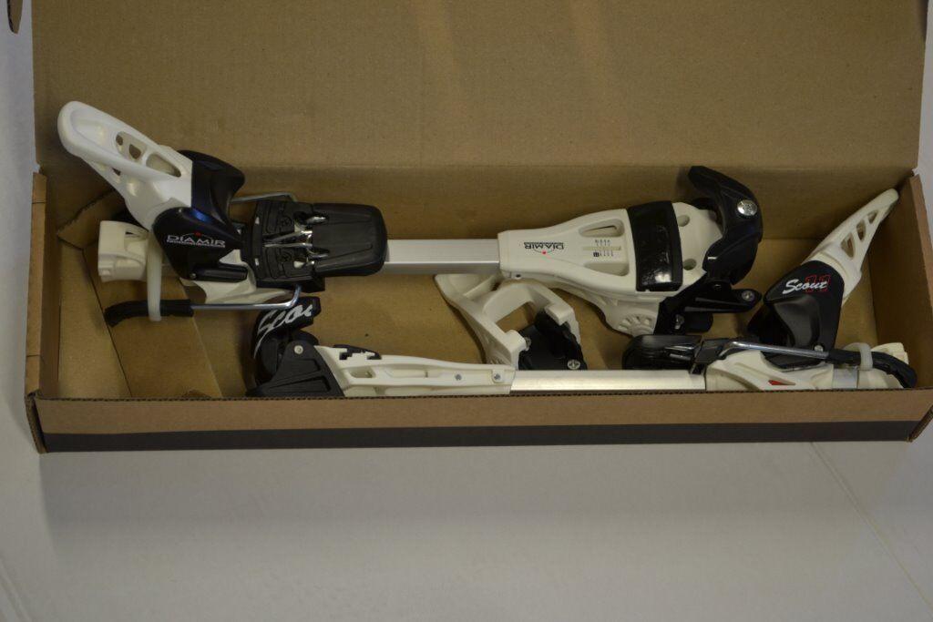 Tourenskibindung Diamir Scout11 18 19 S M -315mm    M L 285-340mm +stopper