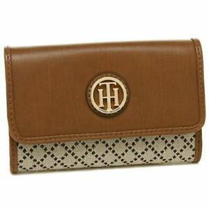 TOMMY-HILFIGER-Geldboerse-Portemonnaie-Original-15-x10-x-2-5cm-NEU-mit-Etikett