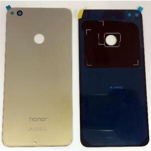 SCOCCA posteriore per Huawei P9 Lite GOLD oro back cover copri batteria