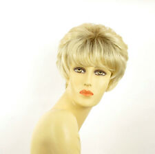 short wig for women blond very clear golden ref: brandy ys