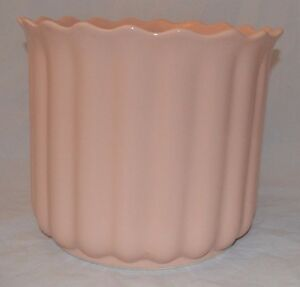 New England Pottery Planter Flower Pot Made In The Usa Ebay