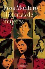 HISTORIAS DE MUJERES by Rosa Montero (2016, Paperback)