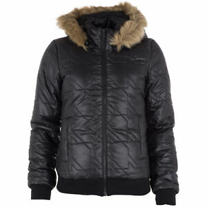 a29050867418 Adidas Women s Neo Down Jacket Ladies Winter Coat Hooded Jacket ...