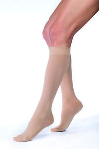 d1cf8b5e8 Image is loading NEW-Jobst-Relief-Knee-High-Unisex-Compression-Stockings-