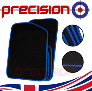 Black-Business-Class-Car-Mats-with-Blue-Solid-for-AUDI-Q3-2011-2017