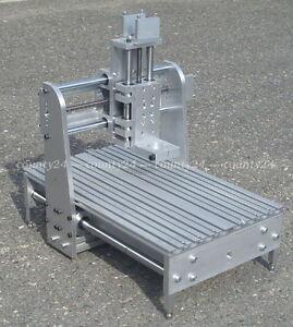CNC-Fraesmaschine-CNC-Graviermaschine-LCF-1-Bausatz-Mechanik