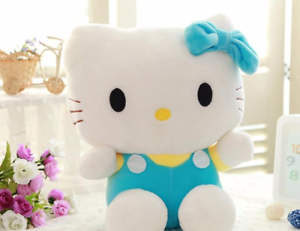 Hello-Kitty-Plush-Stuffed-Dolls-Children-Toy-Baby-Gift-Cute-High-Quality-Sanrio