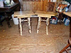 ADIRONDACK-STYLE-SIDE-TABLE-STAND