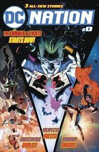 DC COMICS: DC NATION #0