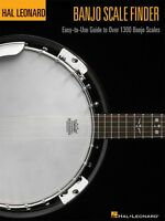 Banjo Scale Finder 9in X 12in - Easy-to-use Guide To Over 1 300 Banjo 000695780