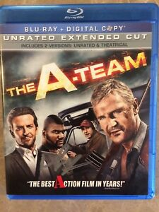 Quinton Rampage Jackson Signed The A Team Blu Ray Dvd Ebay