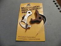 LOT OF 2 genuine McCulloch 88810 Contact POINTS Power Mac 6A PM6C PM6 PM6A Tools and Accessories