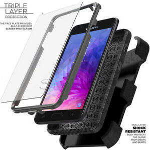 Samsung-Galaxy-J7-V-2018-Refine-Star-Crown-S7-Phone-Case-Armor-Clip-SCREEN-COVER