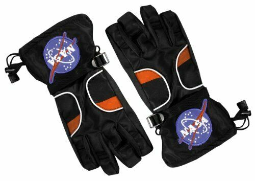 Details about  /Astronaut Gloves size Small Black