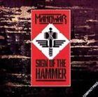 "MANOWAR ""SIGN OF THE HAMMER"" CD NEUWARE !!!"