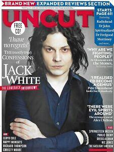 Uncut Music Magazine Jack White Public Enemy Rolling Stones Pete Townshend 2012