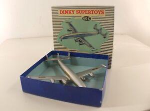 Dinky-Toys-F-60C-avion-super-G-Constellation-Lockheed-Air-France-en-boite