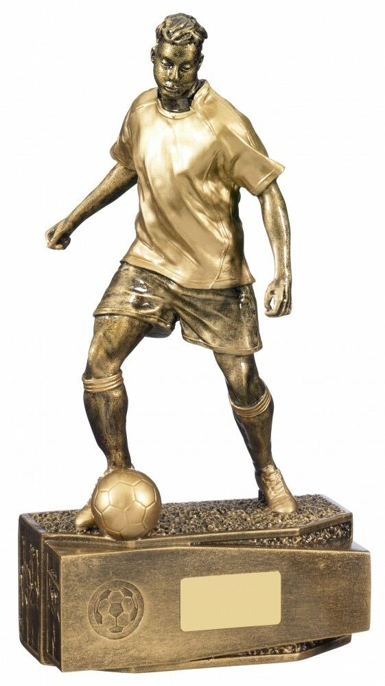 315mm Football Trophy (RRP .99) engraved and postage free