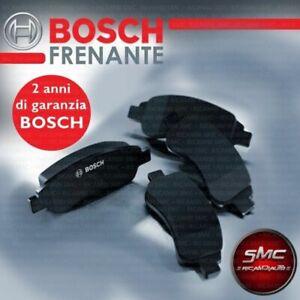 PASTIGLIE-PASTICCHE-FRENO-BOSCH-ANTERIORI-POSTERIORI-VW-GOLF-5-V-1-9-1900-TDI