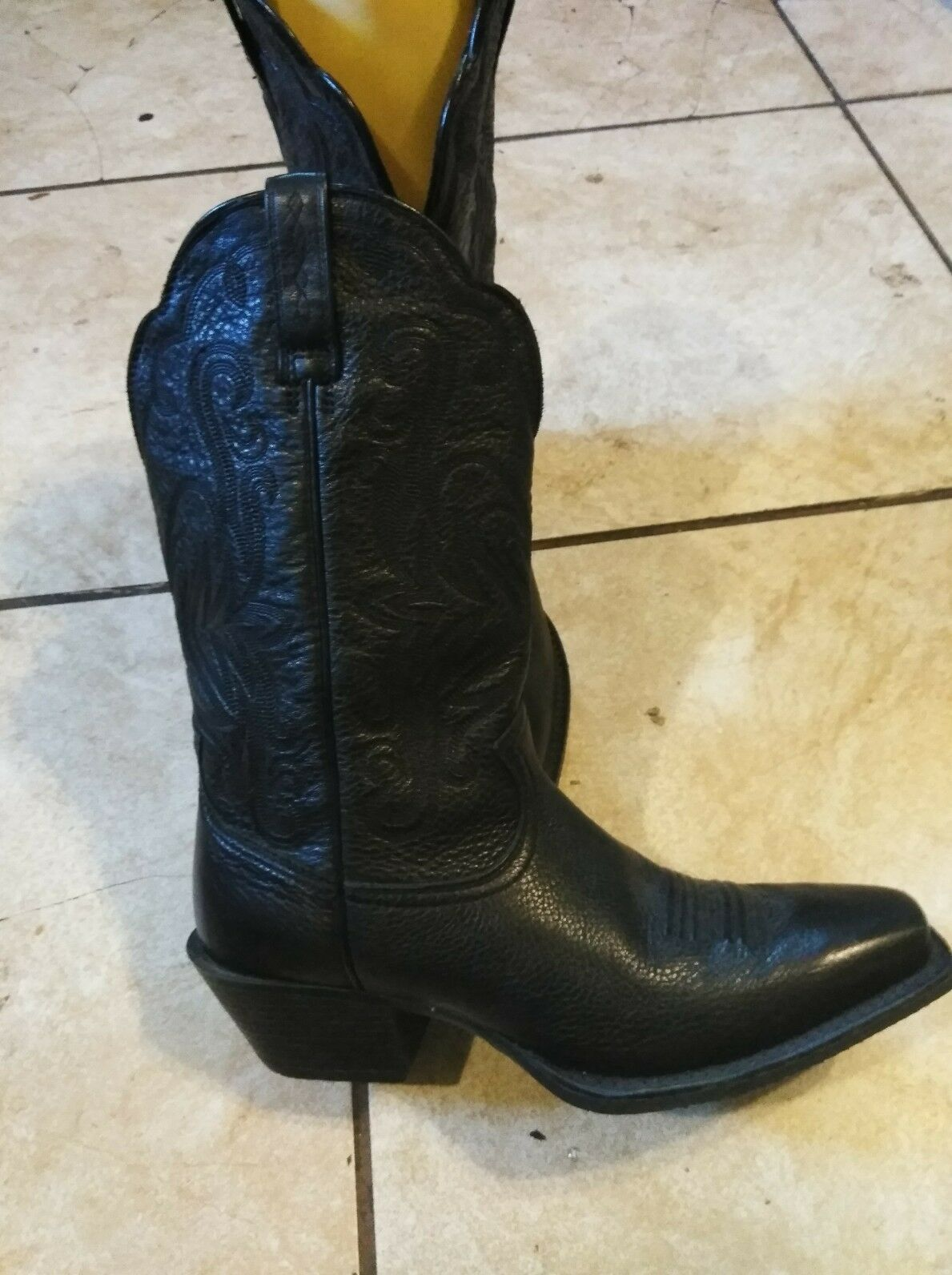 Men/Women Ariat resistant men country boots Wear resistant Ariat Known for its good quality Elegant and stable packaging 92bb5f