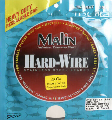 Malin LC10-42 Hard-Wire Stainless Dia 131Lb