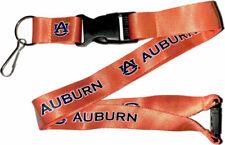 NCAA Auburn Tigers Lanyard with Detachable Buckle
