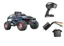 RC Monstertruck X-King PRO  Brushless M 1:12 / 2,4 GHZ 4WD 60km/h + Lipo Akku