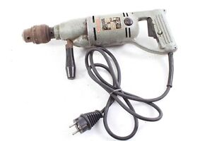 Old-GDR-Electric-Drilling-Machine-Type-113-A1-Fully-Functional
