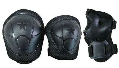 Nextreme Kit Guards Knee Pads Elbow Pads for Children Skating Bike