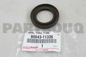 90311-38082 9031138082 Genuine Toyota SEAL FOR FRONT OIL PUMP OIL
