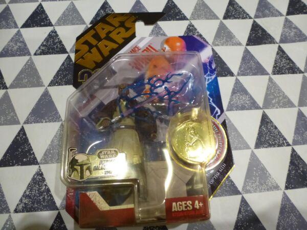 * Nouveau * Star Wars 30th Anniversary #06 Mace Windu Gold Coin Rare Valeur Formidable