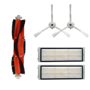 Main-Brush-2-Side-Brushe-2-Filter-For-Xiaomi-Mi-Roborock-S50-Vacuum-Cleaner