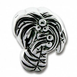 df07e1ec3 ... image is loading authentic carlo biagi sterling silver palm tree charm  ...