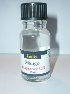 ... Aromaterapia MANGO Frutta OLIO Profumato Fresco Essenze Oli