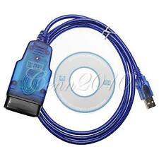 Profesional New OBD2 Tech2 USB Cable Diagnostic Tool For Opel 1997-2004