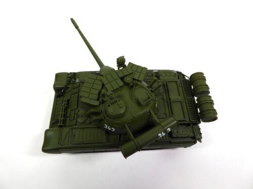 T-55 Tank James Bond 007 Goldeneye 1:50 Military Model Car DYG3 RARE