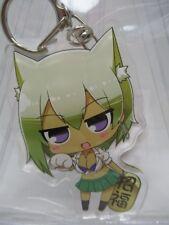 Pantsu Manga Anime Ecchi Hentai Otaku Waifu Girl Hand-Made Keychain