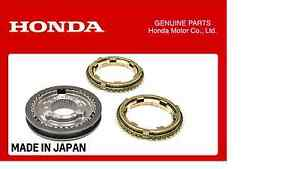 Genuine HONDA K-Series 6th long gear 0.659 Kit Civic Type R EP3 FN2 FD2 DC5 K20A