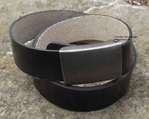 BW Ledergürtel Hosengürtel Gürtel Herren Accessoire Leder Breite 3,0 cm