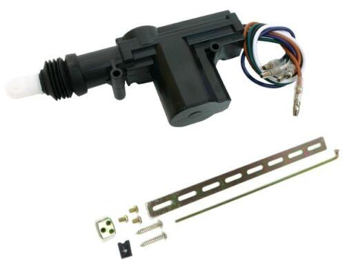 Universal Auto Erweiterung ZV Zentralverriegelung Stellmotor 5-polig//12V Tür KFZ