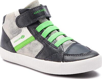 Scarpe Sneakers Bambino GEOX J GISLI B. C BluGrigio con Strappo Mis EU 34 | eBay