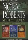 Nora Roberts Sign of Seven Compact Disc Collection by Nora Roberts (CD-Audio, 2012)