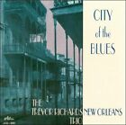 City of the Blues by Trevor Richards (CD, Dec-1999, Jazzology)