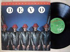 Devo Freedom Of Choice A-1 B-2 UK LP Virgin V 2162 1980 VG/EX