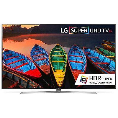 """LG Electronics 86"""" 4K Ultra HD Smart LED TV"""