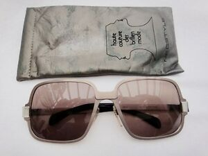 VINTAGE-NEOSTYLE-SUNART-780-OVERSIZED-COPPER-BROWN-LENS-80-039-S-GERMANY