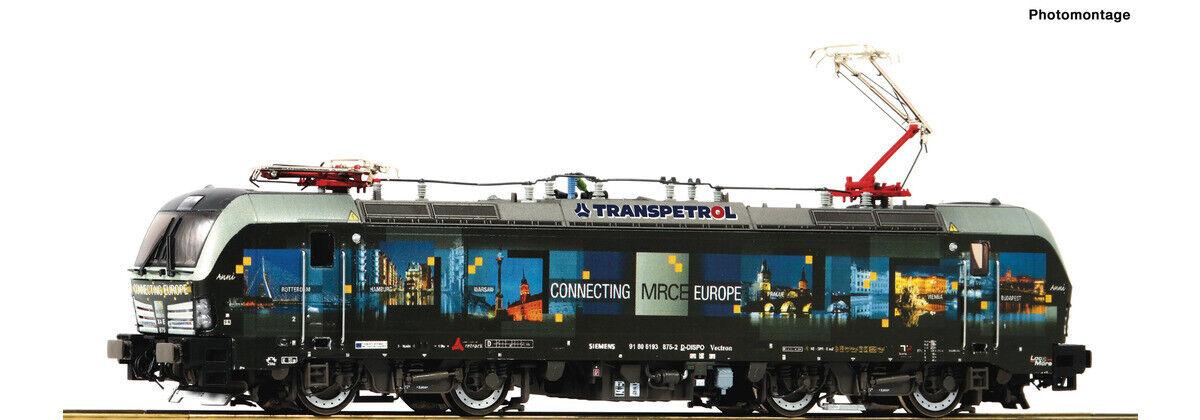 Roco 73, 986, elektrookomotive elektrookomotive elektrookomotive BR 193, mrce, New Orleans and orver, H0 ba6