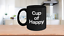 Cup-of-Happy-Mug-Black-Coffee-Cup-Funny-Gift-for-Joyful-Celebrations miniature 1