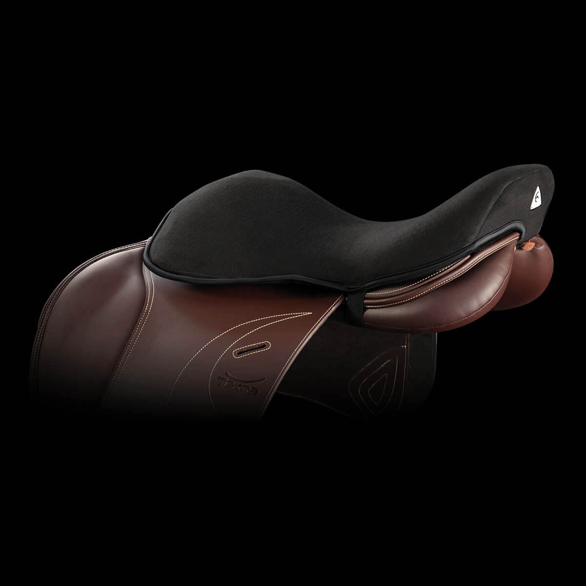 Copriseggio in gel sella inglese ACavallo seat saver saddle