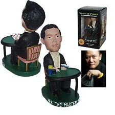 """Poker Heads Bobble Head Men """"The Master"""" Nguyen Texas Hold Em"""